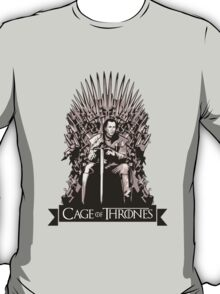 Nicolas Cage of Thrones T-Shirt