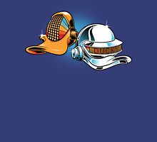 Daft Duck Unisex T-Shirt