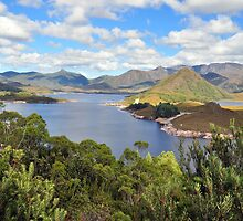 Lake Plimsoll Tasmania by Terry Everson