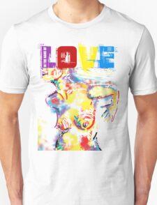 In The Name Of Love. T-Shirt