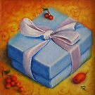 &quot;Tiffany Box&quot; by Tatiana Roulin