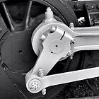 Vintage Train Connecting Rod by rjorg