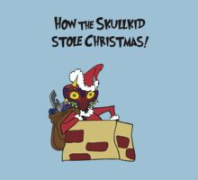 How the Skullkid Stole Christmas by voltronbadA