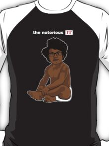 The Notorious I.T. (on Black) T-Shirt