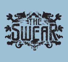 The Swear - Crest (black) Kids Clothes