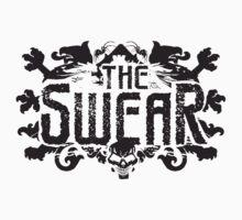The Swear - Crest (black) One Piece - Short Sleeve