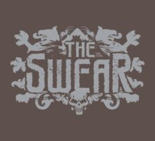 The Swear - Crest (grey) Kids Clothes
