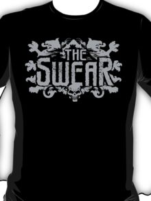 The Swear - Crest (grey) T-Shirt