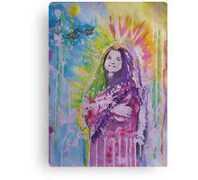 Poet Goddess Canvas Print
