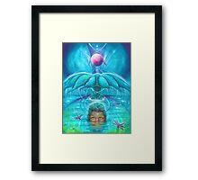 Divine Feminine Framed Print