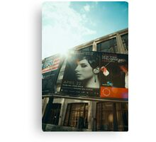 Streisand View: 40th Anniversary Chaplin Award Gala Canvas Print
