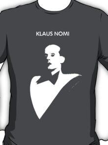 klaus nomi T-Shirt