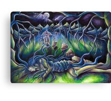 Mother Earth / Father Sky Canvas Print