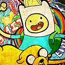 Adventure Time by saboe