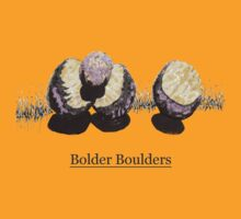 Bolder Boulders by James Lewis Hamilton