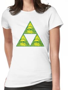 TrEyeFource Womens Fitted T-Shirt