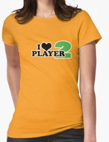 I Heart Player 2 (b) T-Shirt