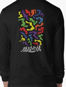 (Hoodie) Colourful Arrows Long Sleeve T-Shirt