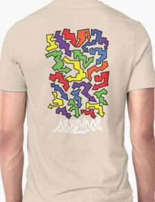 (Hoodie) Colourful Arrows T-Shirt