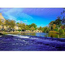 Bakewell Photographic Print
