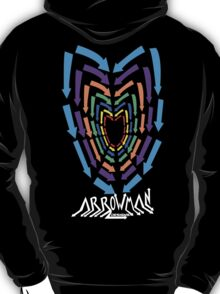 (Hoodie) Heart of Arrows  T-Shirt