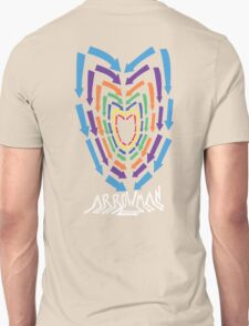 (Hoodie) Heart of Arrows  Unisex T-Shirt