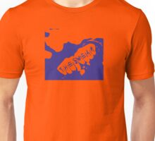 The Swear - Knuckles Unisex T-Shirt