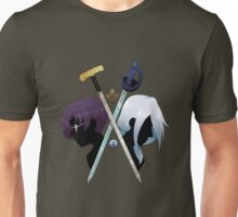 Shadows of Al and Henry Unisex T-Shirt