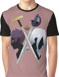 Shadows of Al and Henry Graphic T-Shirt