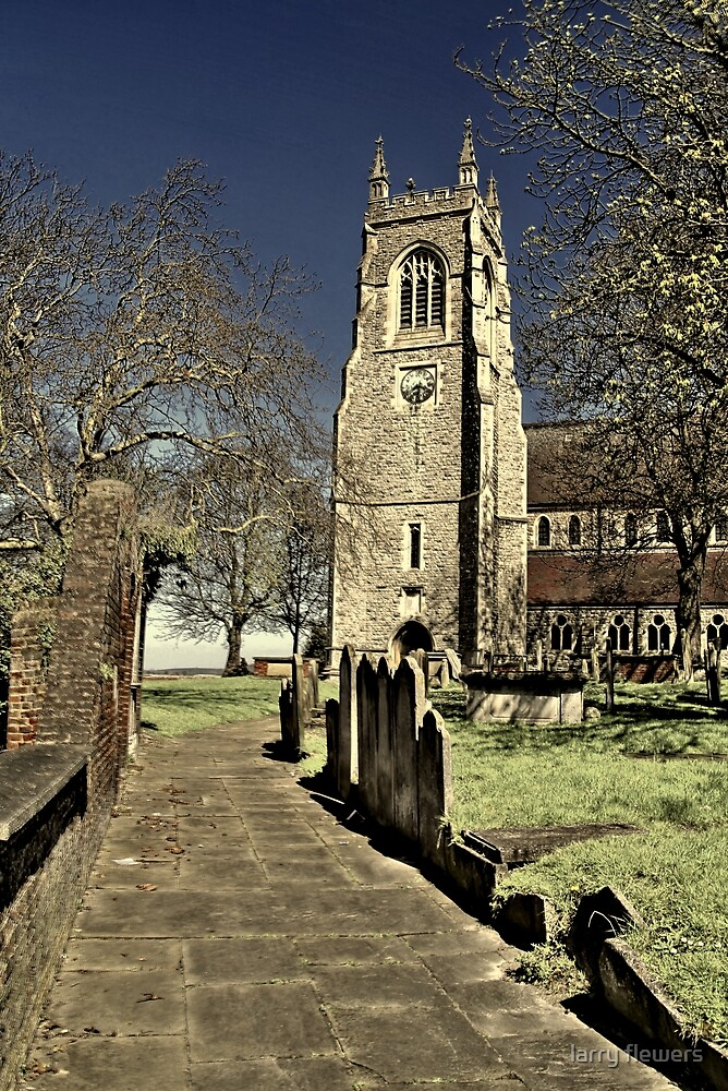 The Church of Saint Mary.  Chatham Kent  by larry flewers