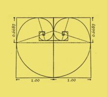 The Golden Ratio Heart by Rob Price
