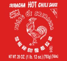 Sriracha Kids Clothes