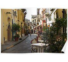 Lipari, Italy Poster