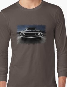 1969 FORD MUSTANG Long Sleeve T-Shirt