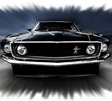 1969 FORD MUSTANG by BIG-DAVE