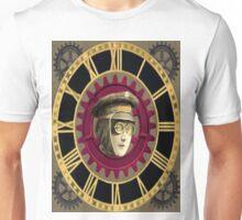 Steampunk Pilot Unisex T-Shirt