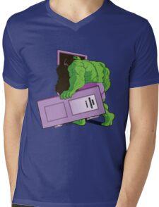 Anger Management Mens V-Neck T-Shirt