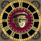 Steampunk Pilot by Tickleart