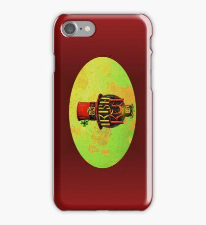 IRISH RED LABEL. iPhone Case/Skin