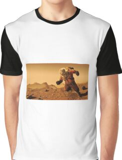Mission to Mars Graphic T-Shirt