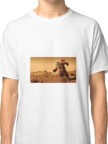 Mission to Mars Classic T-Shirt