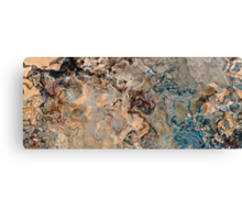 Fragment of Charming Reality Canvas Print