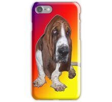 Hound Dog iPhone Case/Skin
