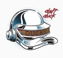 Daft Duck - Quackter Kids Clothes