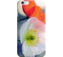 Best wishes on your retirement - poppies iPhone Case/Skin