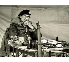The Field Marshal  Photographic Print