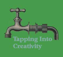 Tapping Into Creativity Baby Tee