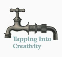 Tapping Into Creativity by Tickleart