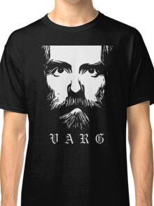 VARG - SOLID WHITE Classic T-Shirt