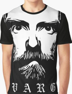 VARG - SOLID WHITE Graphic T-Shirt